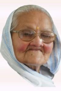 Late Zaverbai (Javiben) Nemchand Mepa Shah