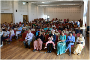 Elderly Monthly Meets @ Oshwal Ekta Centre | England | United Kingdom