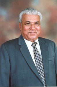 Panachand J Shah