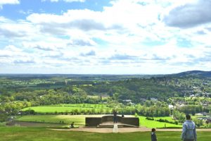 Oshwal Trek - Training Apr 2017 @ Box Hill | England | United Kingdom