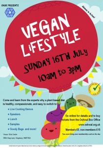 Vegan Lifestyle @ Oshwal Ekta Centre | England | United Kingdom
