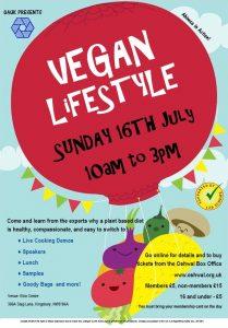 Vegan Lifestyle @ Oshwal Ekta Centre   England   United Kingdom