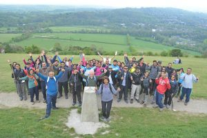 Monthly Trek January 2018 @ CHESS VALLEY WALK | England | United Kingdom