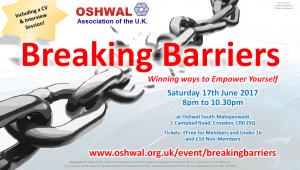 Breaking Barriers @ South London Mahajanwadi | England | United Kingdom