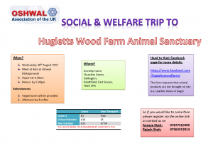 Trip to Hugletts Wood Farm Animal Sanctuary @ Oshwal South Mahajanwadi | England | United Kingdom