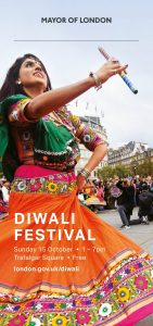 Diwali Festival- Trafalgar Square @ England   United Kingdom