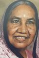 Late Zaverbai Merag Samat Shah