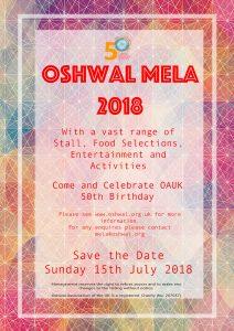 Oshwal Mela 2018 @ Oshwal Centre  | Cuffley | England | United Kingdom