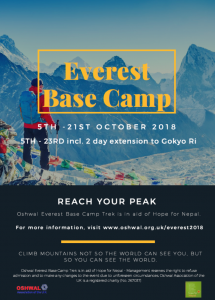 Oshwal Everest Trek