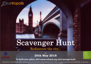 Scavenger Hunt @ All Bar One | England | United Kingdom