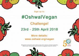 #OshwalVegan Challenge