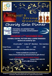 Charity Gala Dinner @ Oshwal Centre | Cuffley | England | United Kingdom