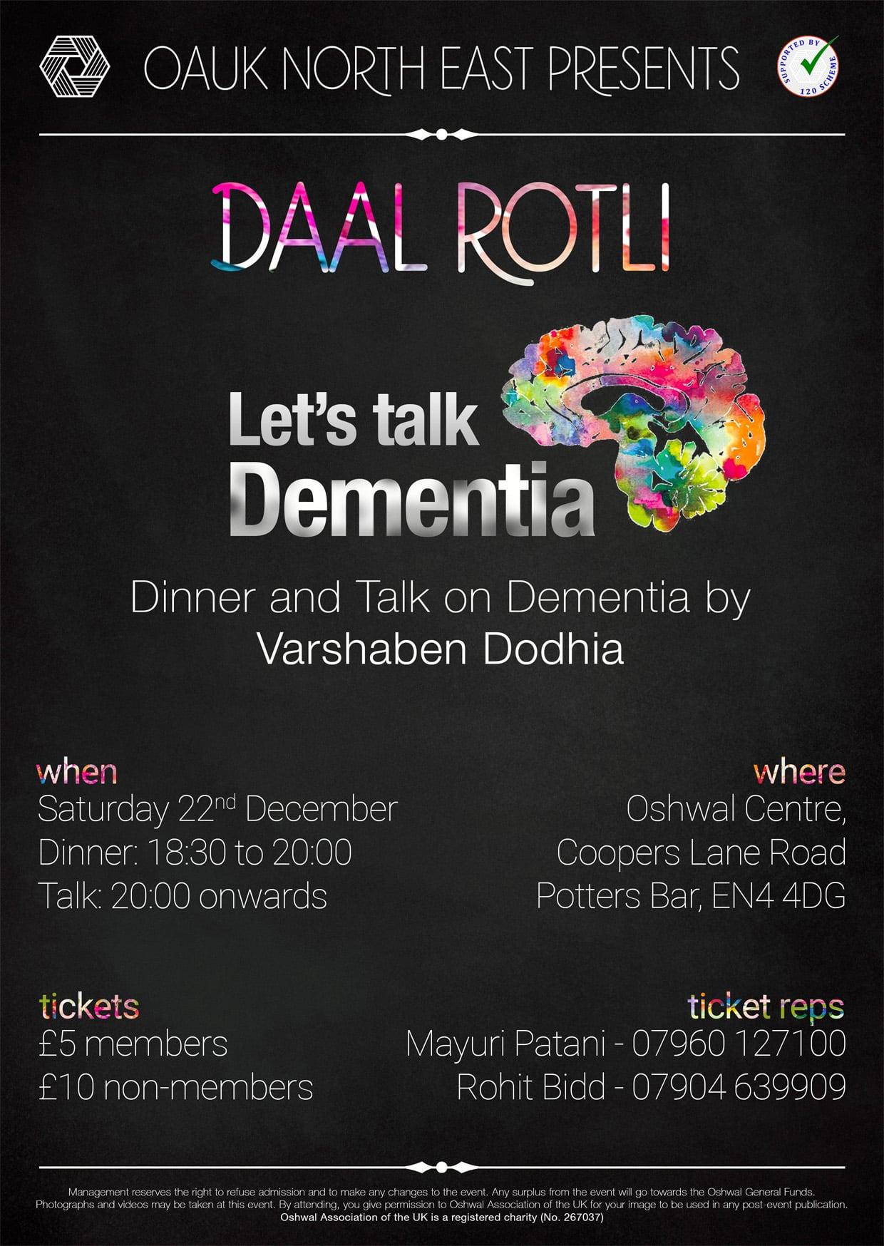 NE Daal Rotli poster