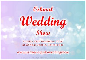 Oshwal Wedding Show @ Oshwal Centre