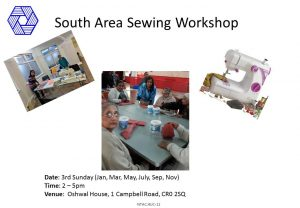 South Sewing Workshops