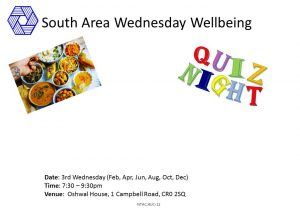 South Social Wednesday Wellbeing @ Oshwal Mahajanwadi