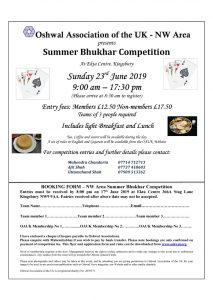 Summer Bhukhar Competition 2019 @ Oshwal Ekta Centre