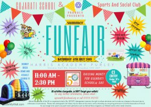 Summer Fun Fair @ Harris Academy Purley