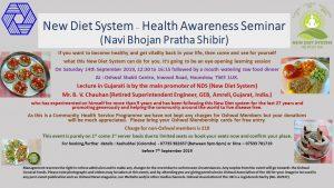 Navi Bhojan Pratha Shibir @ Oshwal Shakti Centre
