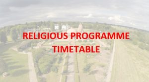 Forthcoming Religious Programmes @ Oshwal Centre