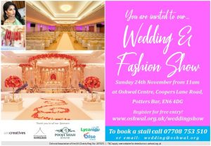 Oshwal Wedding & Fashion Show @ Oshwal Centre