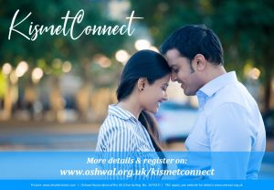 KismetConnect @ Oshwal Centre | England | United Kingdom