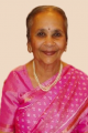 Late Vidyaben Sanghrajka (Shah